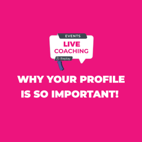 Why your profile is so important?