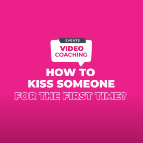 How to kiss someone for the first time?